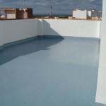 Impermeabilizacion de terrazas en frio