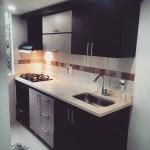 cocinas integrales apartamento