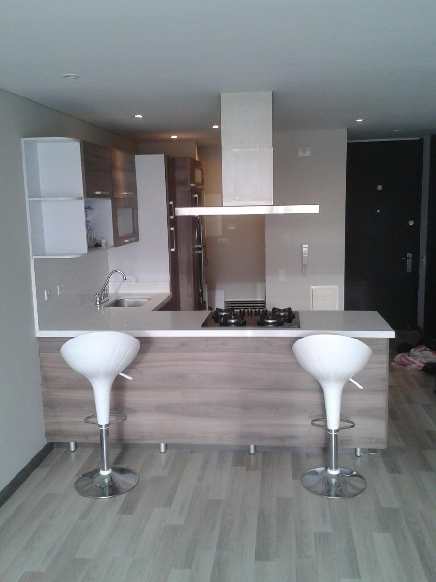 Rivestimento laminato mobili for Cocinas integrales modernas para espacios pequenos