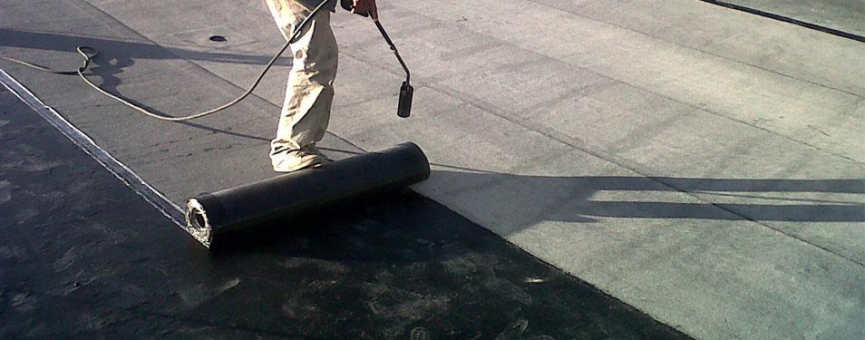 Impermeabilizaciones en fr o obra blanca y reformas en for Impermeabilizacion tejados de madera
