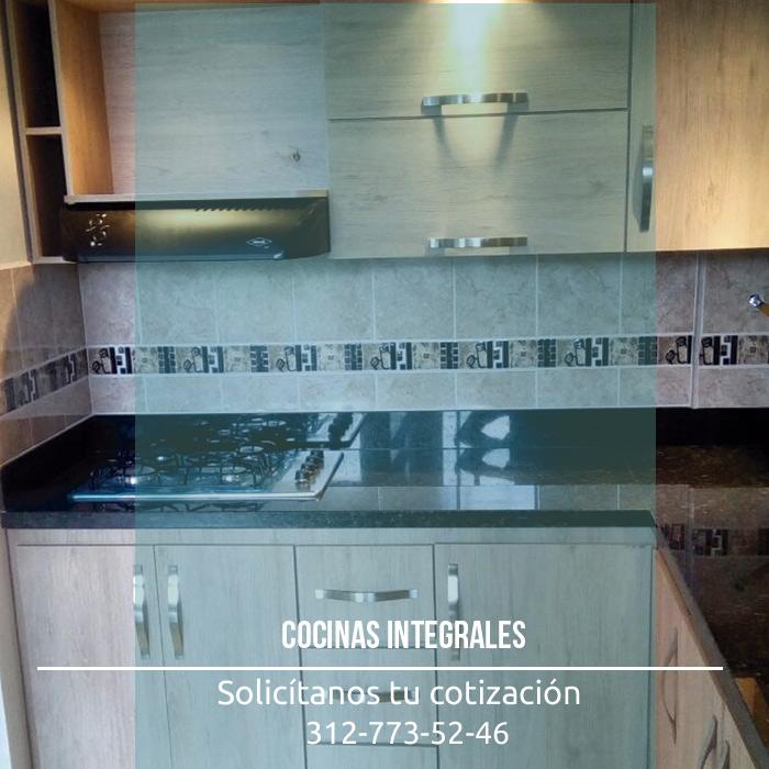 Caracter sticas de las cocinas integrales modernas obra for Enchapes cocinas modernas