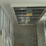 instalacion de cielos falsos en drywall