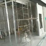 instalacion de drywall en local comercial
