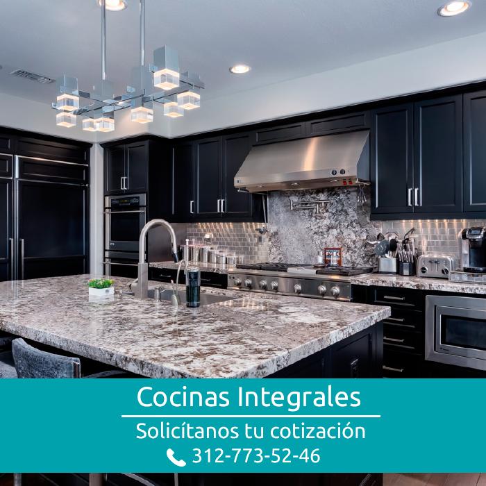 Cocinas integrales en medell n estucos y pinturas for Quiero ver cocinas