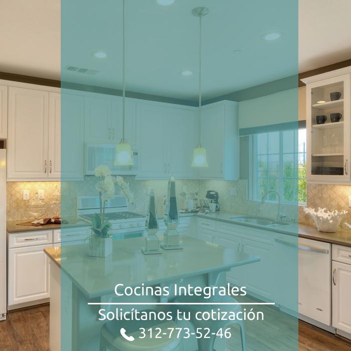 Dise o de cocinas integrales en medell n estucos y pinturas for Cocinas medellin