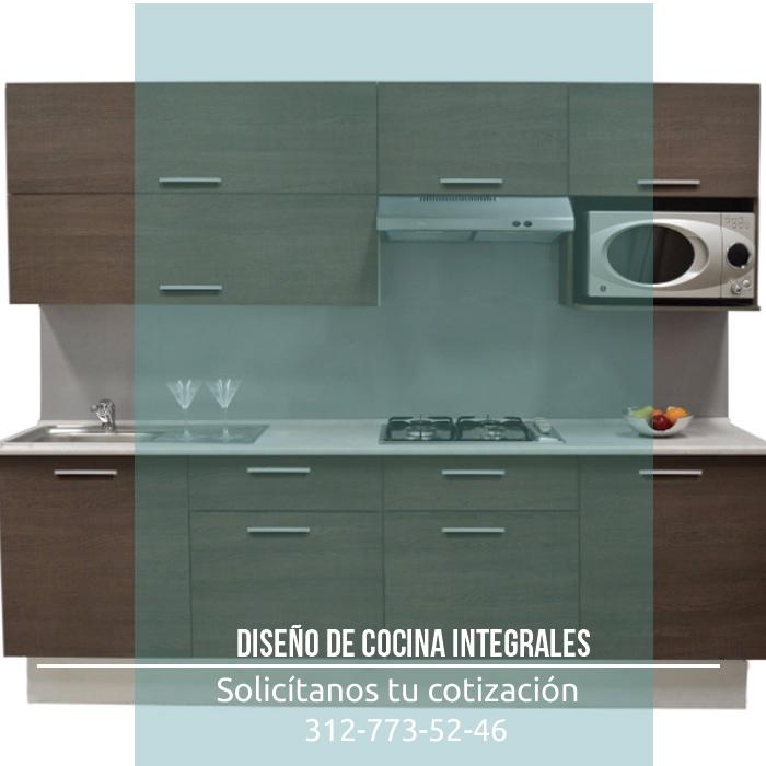 Diseño de cocinas integrales, la distribución perfecta
